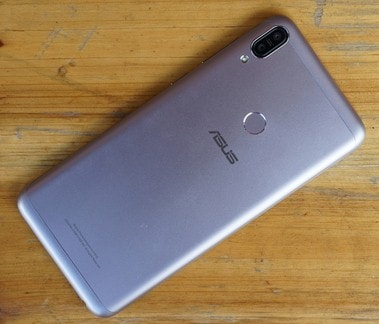 ASUS ZenFone Max Pro ZB602KL 332GB задняя крышка