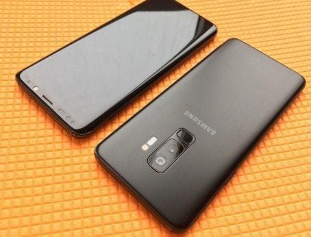 Samsung Galaxy S9 64GB задняя часть