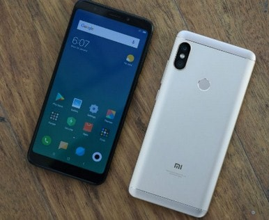 Xiaomi Redmi Note 5 464GB min