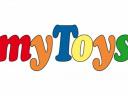 Скидка 8% на весь ассортимент myToys