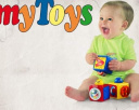 Акция на детскую одежду от myToys